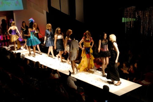 Fashion Show Runway